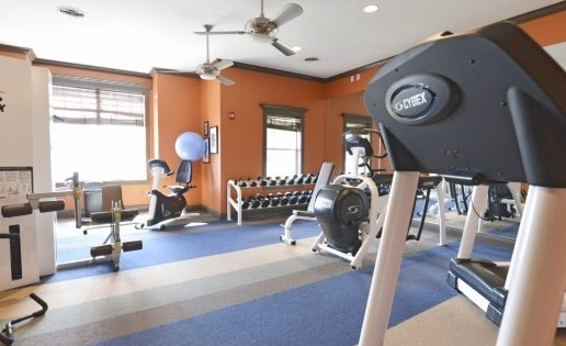 The Fitness Center